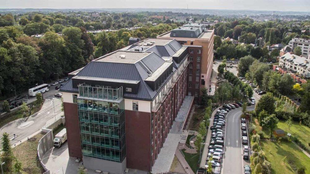 Cliniques de l'Europe -Ste Elisabeth - Dr Joe Hellers - Bruxelles, Uccle